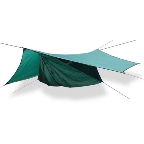 Hennessy Safari Deluxe Camping Hammock with Zipper | DFOHome
