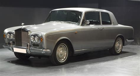 1966 Rolls-Royce Silver Shadow I - Two Door by James Young