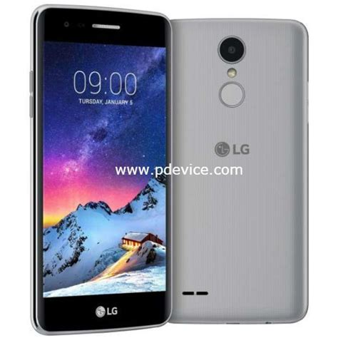 LG K8 (2017) X240 Specifications, Price Compare, Features