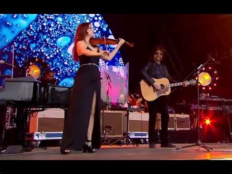 Livin' Thing Jeff Lynne's ELO Live with Rosie Langley and