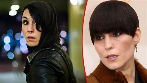 """Noomi Rapace om """"Millenium"""" och""""What happened to Monday"""