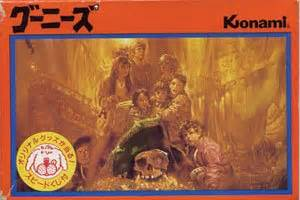 The Goonies — StrategyWiki, the video game walkthrough and