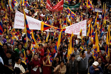 Tibetan National Uprising Day: Sixty Years in Search of