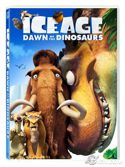 Ice Age: Dawn of the Dinosaurs Pictures, Photos, Images - IGN