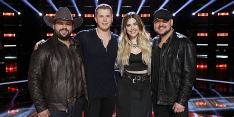 The Voice Finalists 2019 - Who Are the Final Four on The