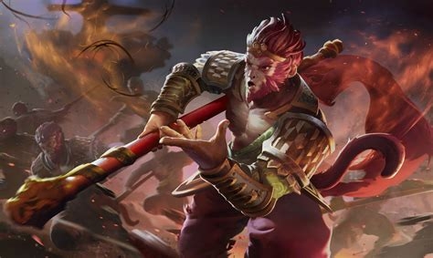 2 Monkey King (DotA 2) HD Wallpapers | Background Images