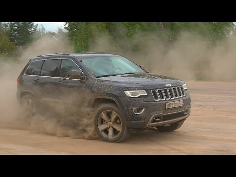 2017 Jeep Grand Cherokee Trailhawk and Updated Summit