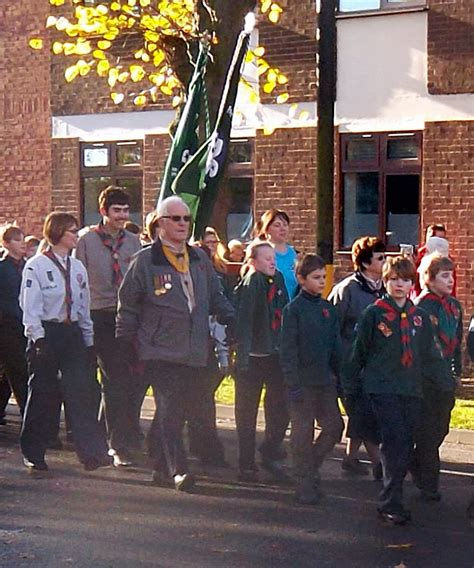 Nigel Fisher's Brigg Blog: REMEMBRANCE SUNDAY 2013 IN