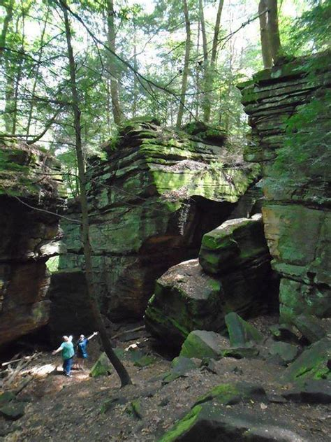 Cuyahoga Valley National Park, Summit County, Ohio - This