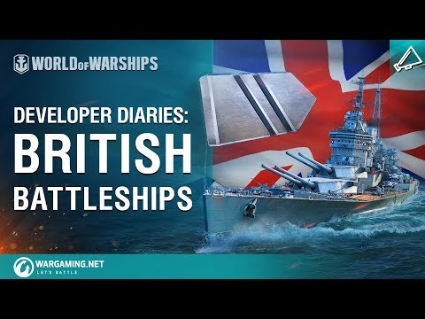 Warship information - British battleships and carriers in