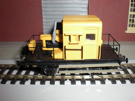 Spare Time Modeller: A very special pair of Rail Tractors
