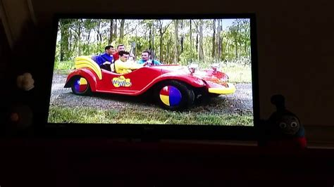The Wiggles Big Red Car Broken Down - YouTube